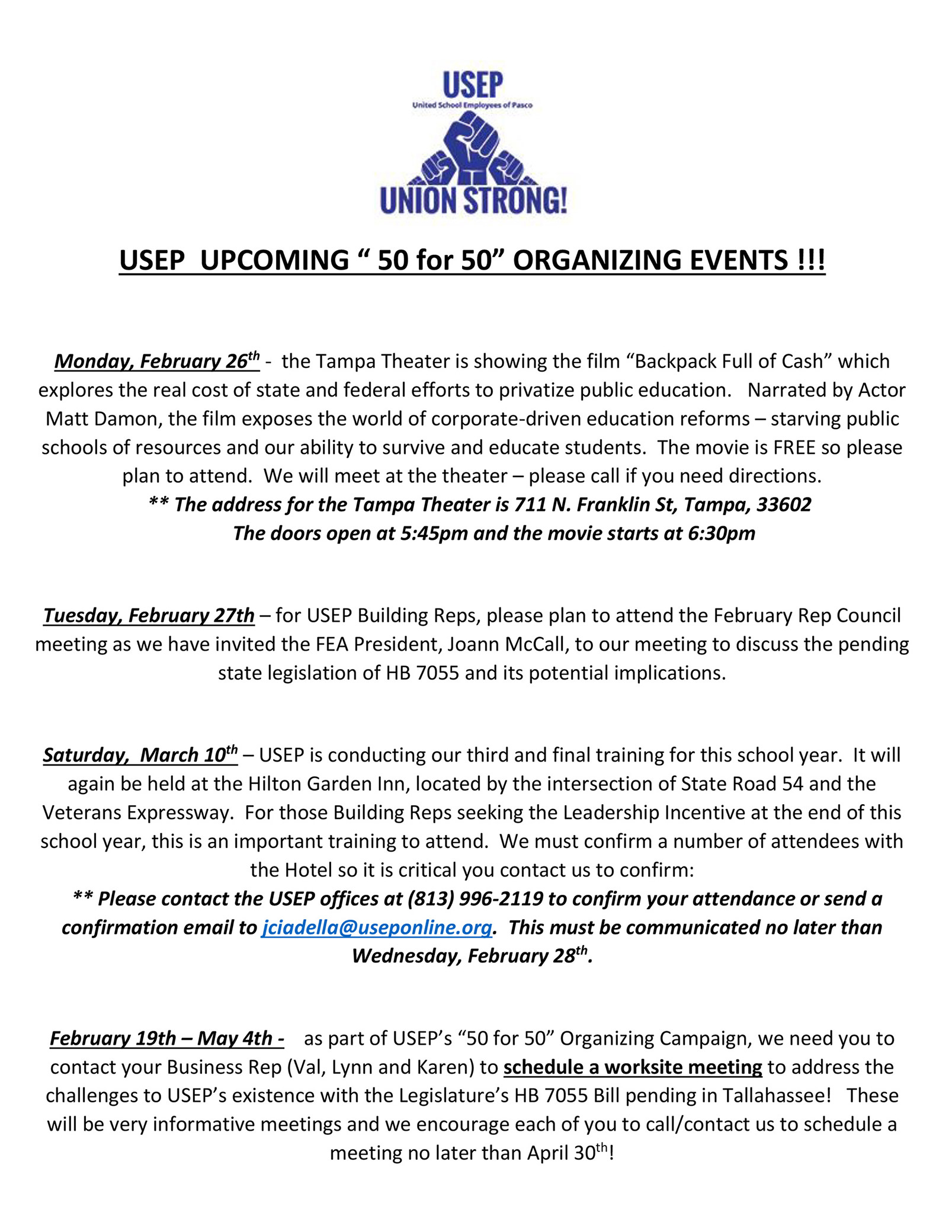 usep-upcoming-events