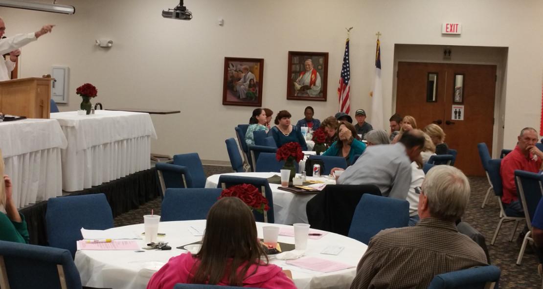 Rep Council Meeting – May