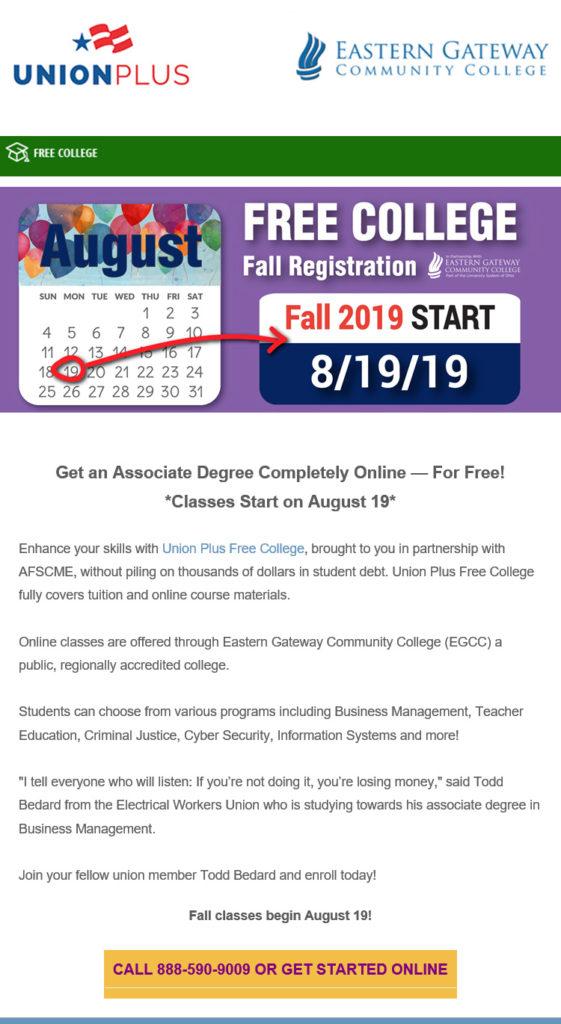 union-plus-free-college
